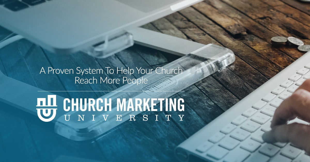 Church Marketing University enrollment open for pastors