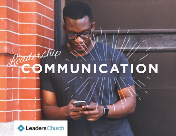 Managing Ministry in a Busy World