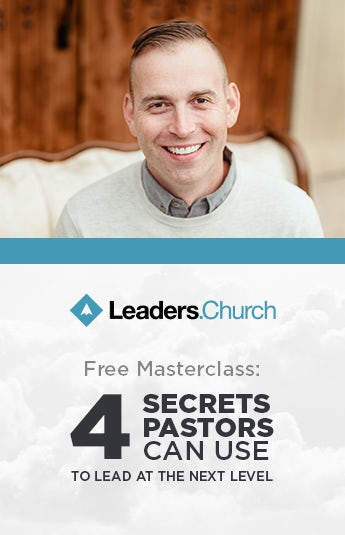 Church Growth Masterclass for Pastors Opportunity