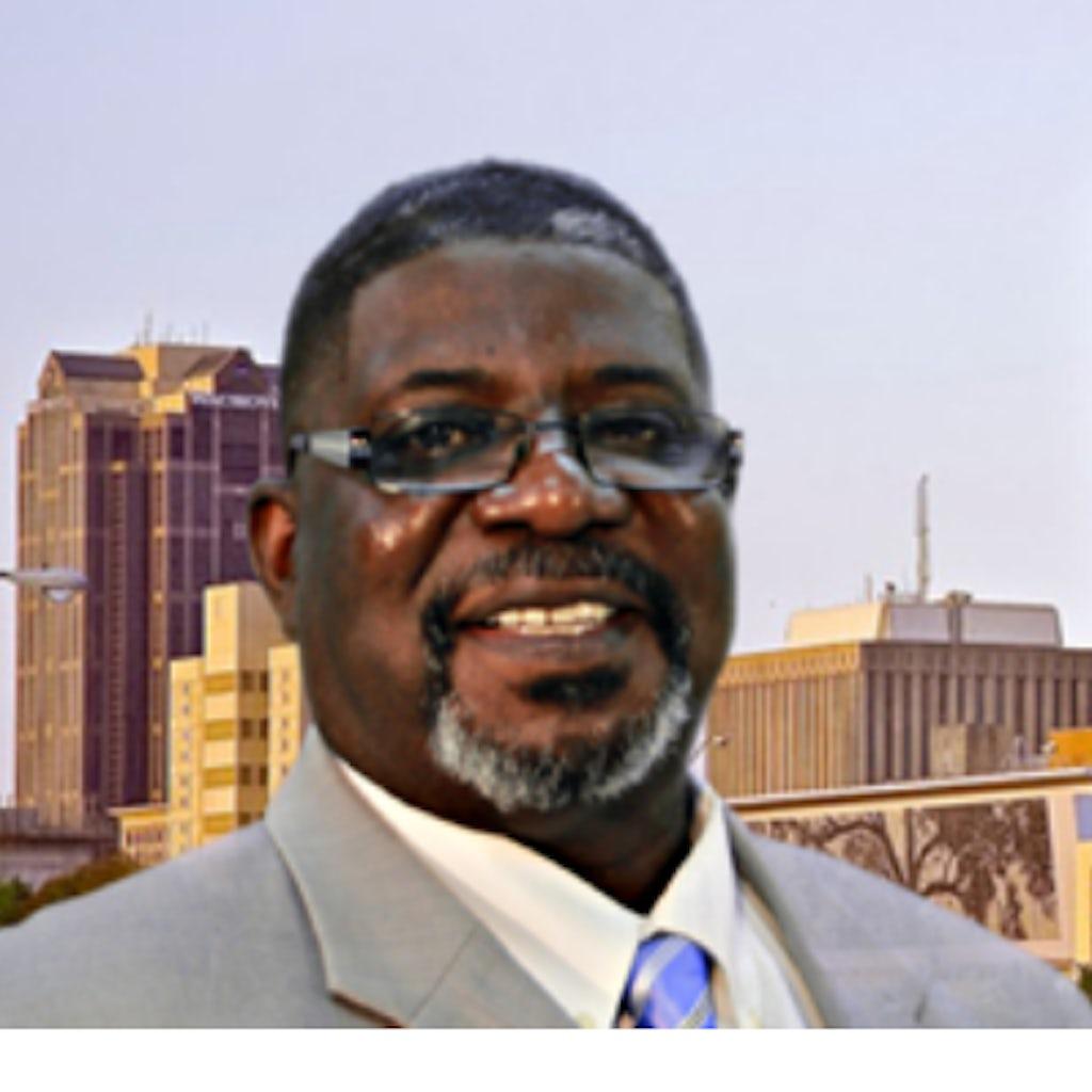 Chester Sampson - Vice President Operations, The Dove's Nest, Garner, North Carolina   Leaders.Church