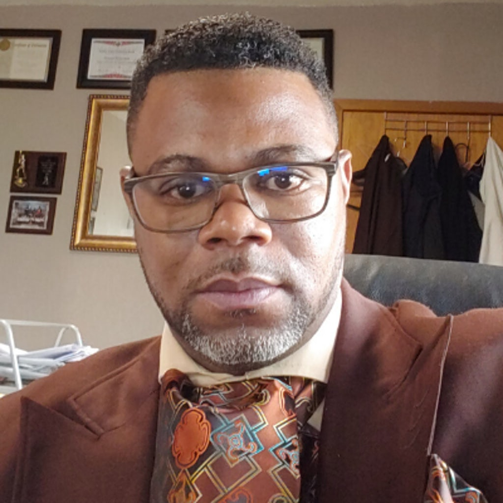 Marlon Mack - Senior Pastor, Sweet Home Missionary Baptist Church, Gary, Indiana   Leaders.Church