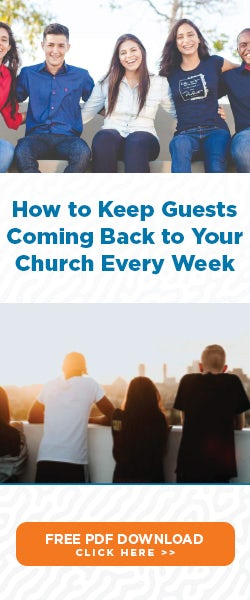 Turn-Key Follow Up Process for Today's Church PDF